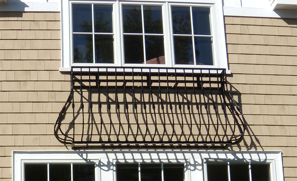 Custom Architectural Ironwork