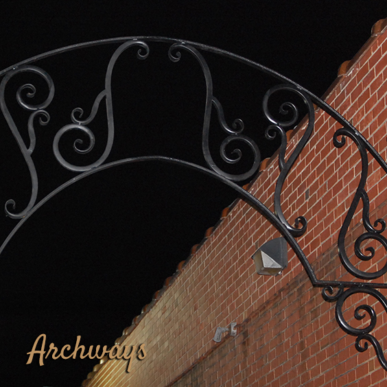 Iron Archways